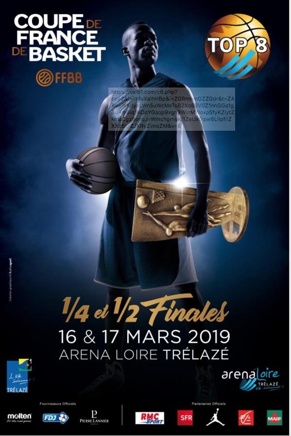 Coupe de France FFBB top 8