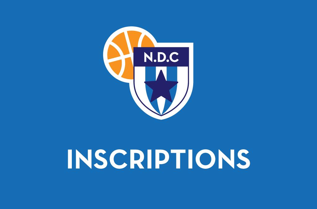 Dossier d'inscription – Saison 2021-2022