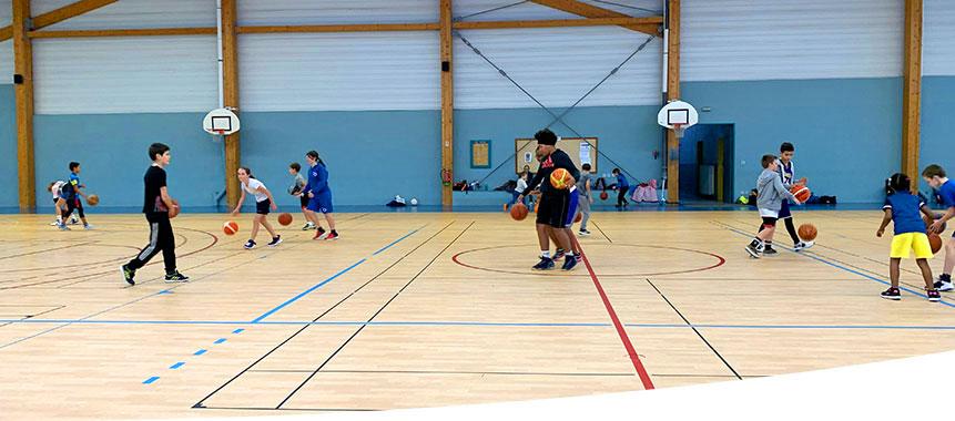 Angers NDC Basket fête l'été