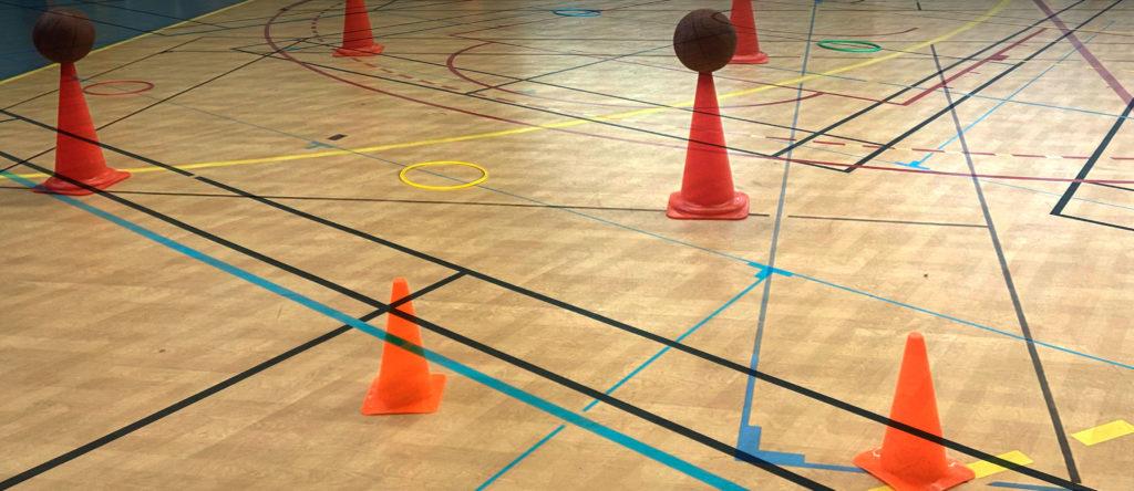 Rentrée basket à la NDC – Horaires des entraînements et accès au salles